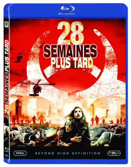 28 semaines plus tard - Blu-Ray