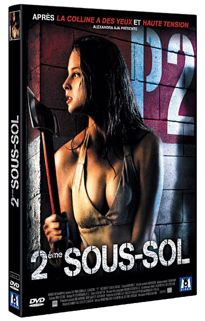 Test DVD 2ème sous-sol