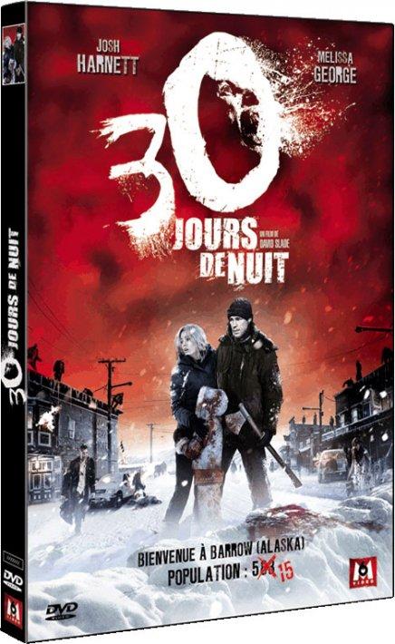 Tout sur 30 Jours de nuits en DVD