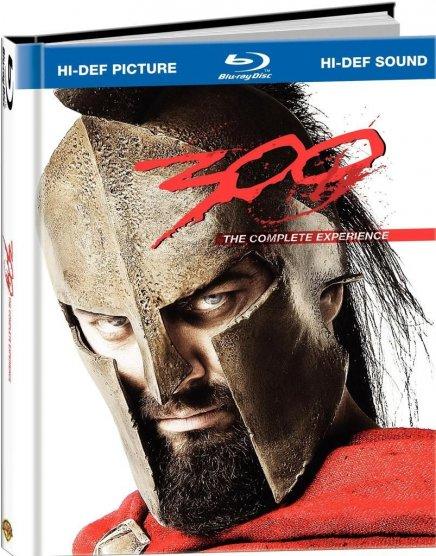 Test Blu-Ray de 300 : L'expérience ultime