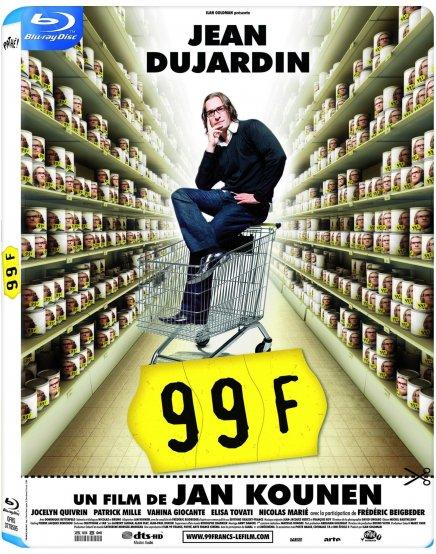99 Francs – Blu-Ray