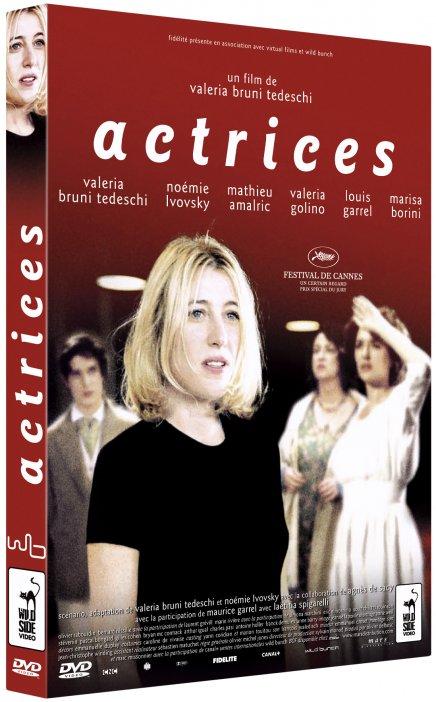 Tout sur Actrices en DVD
