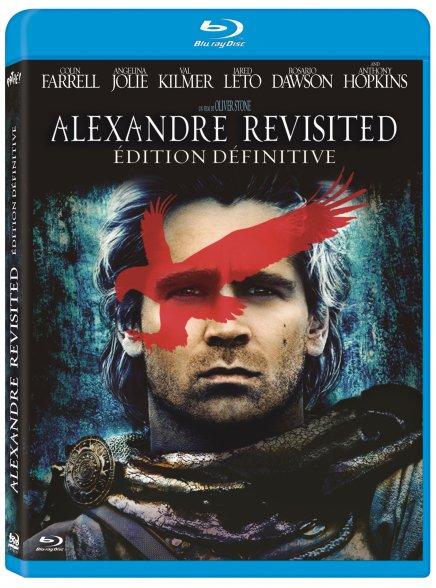 blu-ray alexandre
