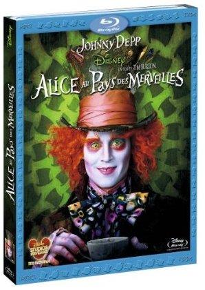 Test du Blu-Ray Test du Blu-Ray Alice au pays des merveilles