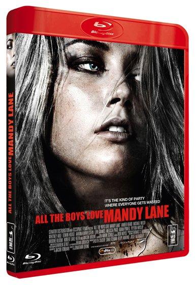 Tout sur les DVD et Blu-ray All the Boys Love Mandy Lane - Wild Side Vidéo