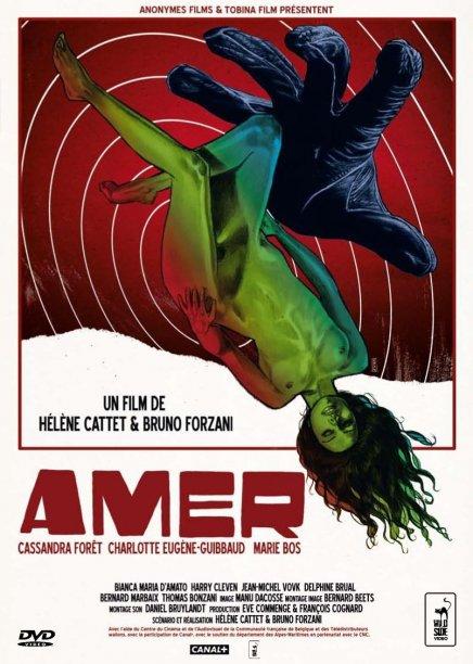 Tout sur le DVD de Amer, un film de Hélène Cattet et Bruno Forzani