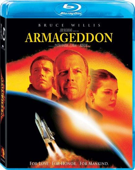 Test du blu-ray Test du blu-ray Armageddon