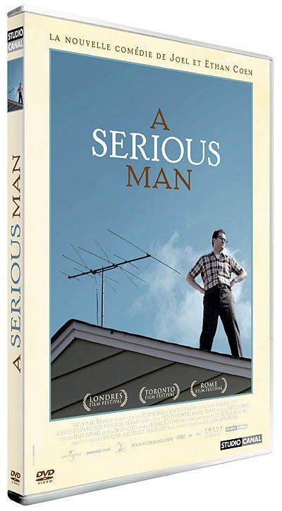 Test DVD Test DVD A serious man