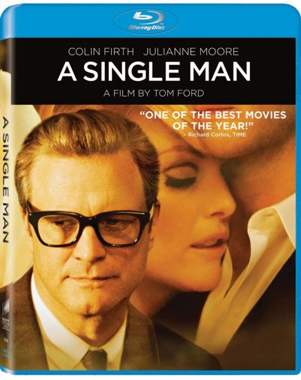 Tout sur les DVD et Blu-ray américains de A Single Man, un film de Tom Ford