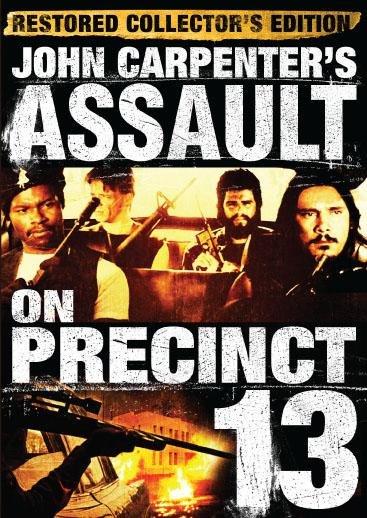 Assaut de John Carpenter restauré en DVD et Blu-ray