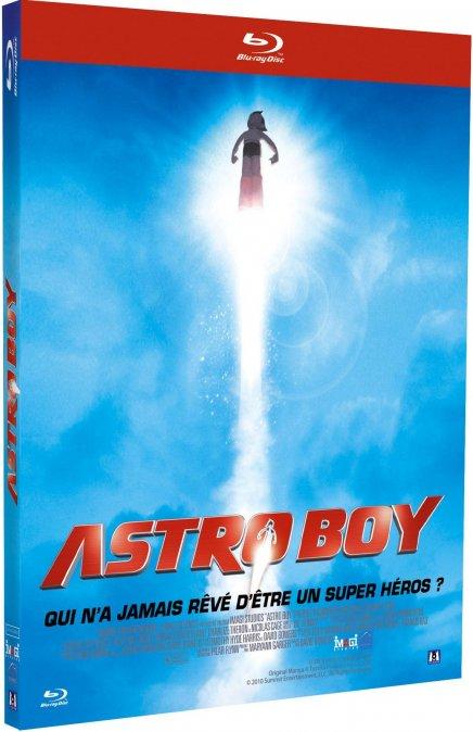 Test du Blu-Ray Test du Blu-Ray Astro Boy