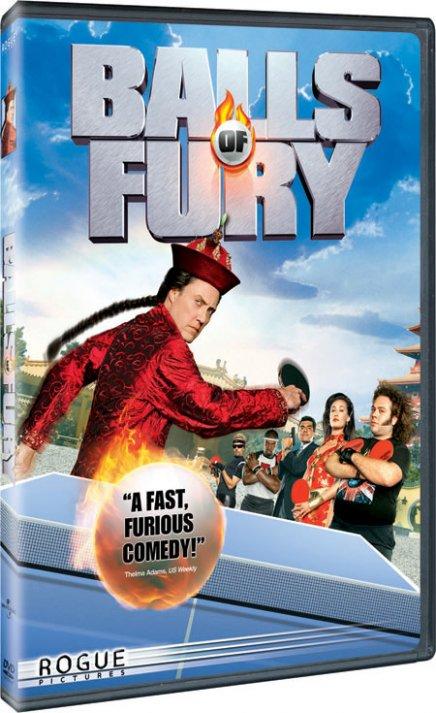 Balles of Fury, bientôt en dvd import !