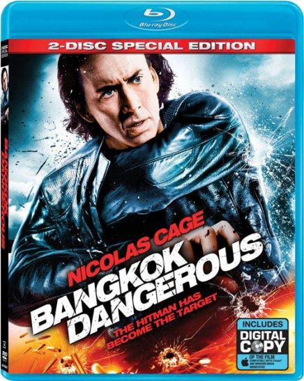 Tout sur Bangkok Dangerous en DVD et Blu-ray