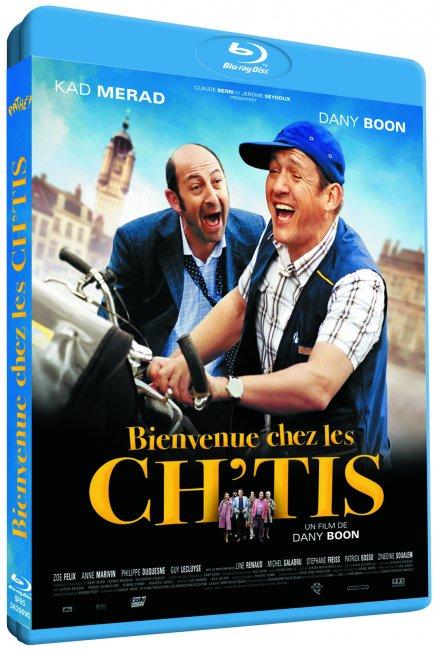 Bienvenue chez les Ch'tis : un lancement historique !