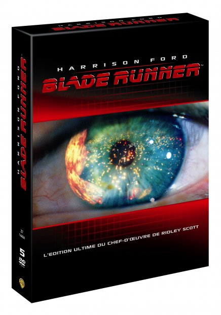 Test DVD Blade Runner Final Cut 5