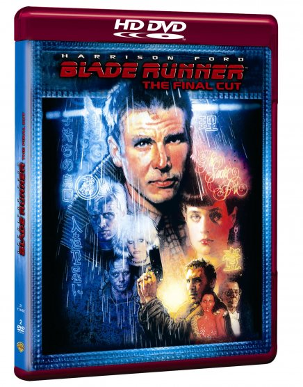 Blade Runner The Final Cut HDDVD 2 Disques