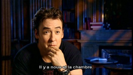 Test dvd chambre 1408 for Chambre 1408