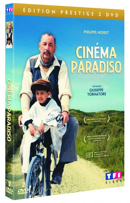 Test DVD Test DVD Cinema Paradiso