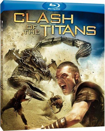 Le Choc des titans en Blu-Ray : les bonus !