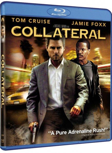 Tout sur le Blu-ray américain de Collateral de Michael Mann