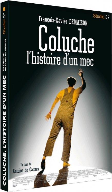 Test DVD Coluche, l'histoire d'un mec