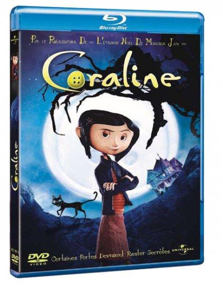 Test du Blu-Ray Coraline