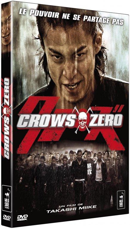 Test DVD Test DVD Crows Zero