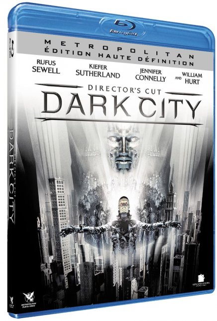 Sortie de Dark City d'Alex Proyas en Blu-ray en septembre 2010