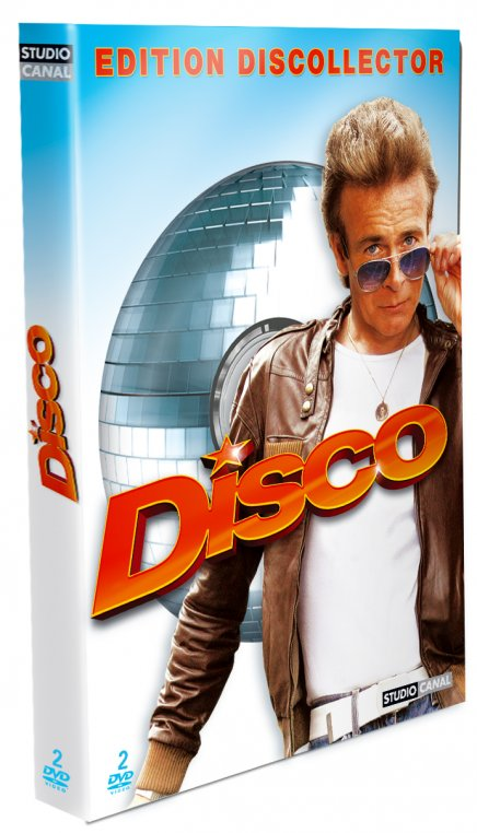 Test DVD Disco - Edition Discollector