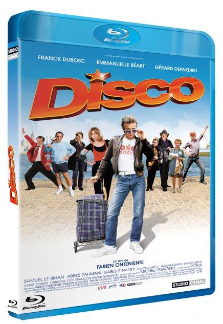 Disco en DVD, Discollector et Blu-Ray