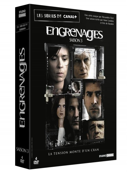 DVD Engrenages saison 3