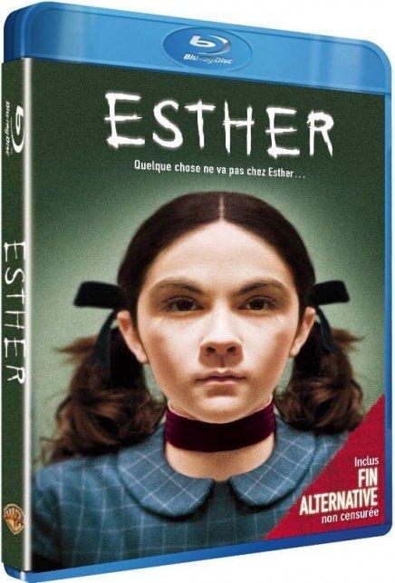 Test du Blu-Ray Test du Blu-Ray Esther