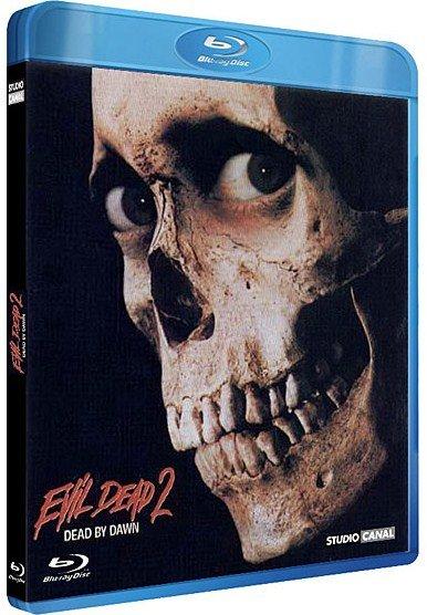 Test Blu-Ray de Evil Dead 2