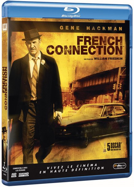 French Connection – Blu-Ray