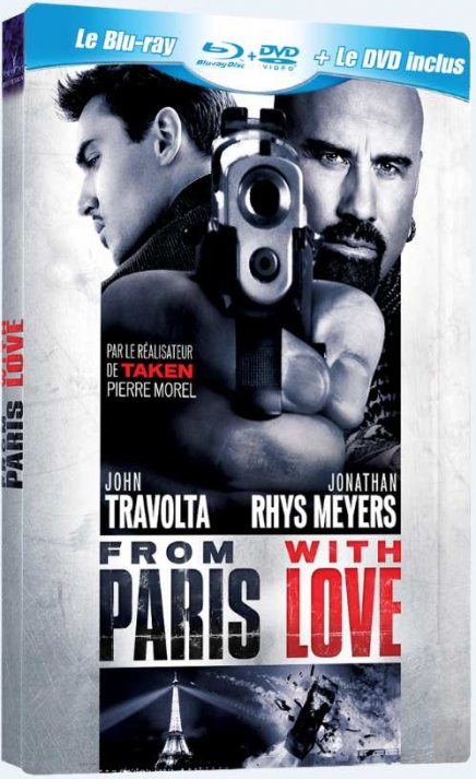 Test du Blu-Ray Test du Blu-Ray From Paris With Love