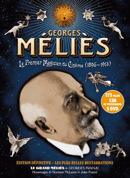 Test DVD Georges Méliès : Le premier magicien du cinéma (1896-1913)