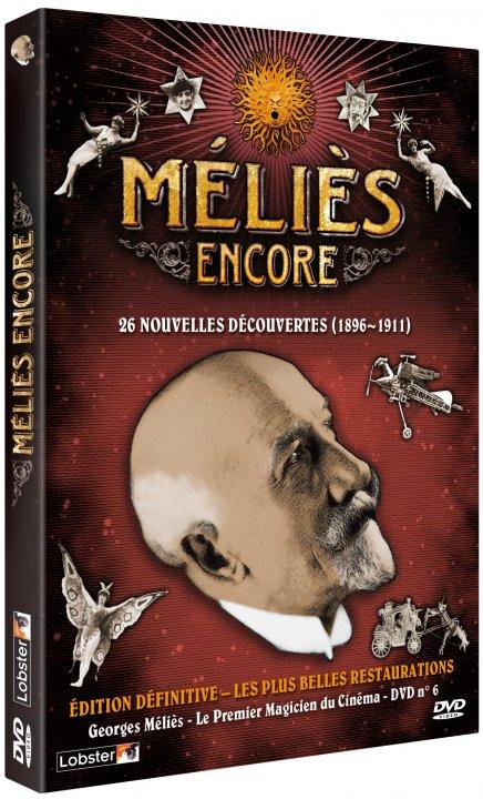 Georges Méliès encore à l'honneur chez Lobster Films