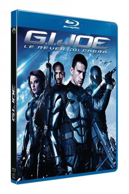 Test du Blu-Ray G.I.Joe Le Reveil du cobra