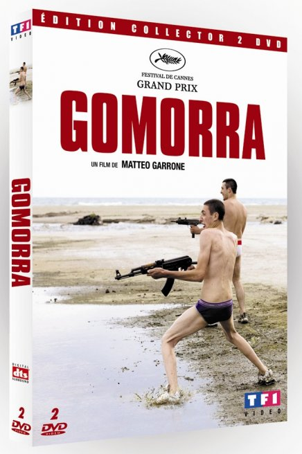 Test DVD Test DVD Gomorra - Edition Collector - Edition Collector