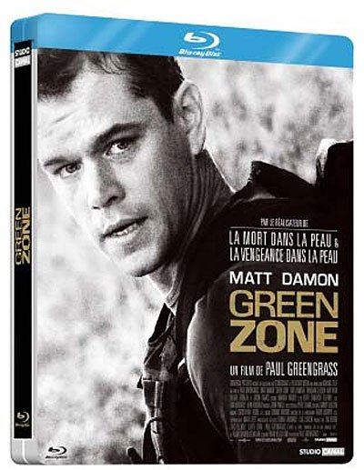 Test du Blu-Ray Test du Blu-Ray Green Zone