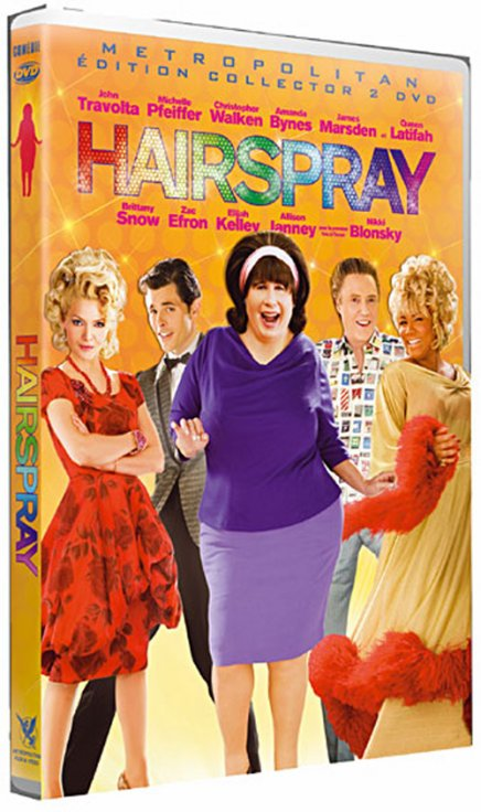 Test DVD Test DVD Hairspray - Edition Collector