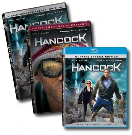 Hancock en DVD et Blu-Ray Unrated : plus d'infos