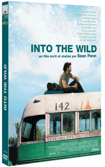 Tout sur Into The Wild en DVD, DVD Collector et Blu-Ray