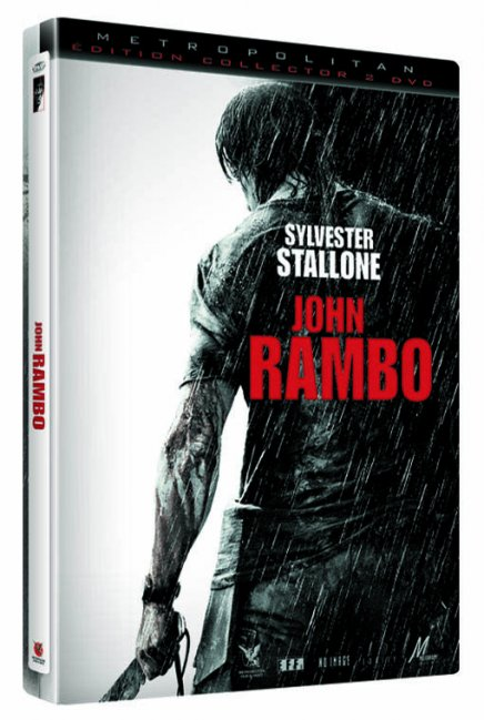 Test DVD John Rambo  Collector 2 DVD