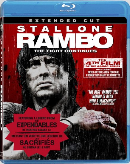 La version longue de John Rambo sera un vrai Director's Cut !