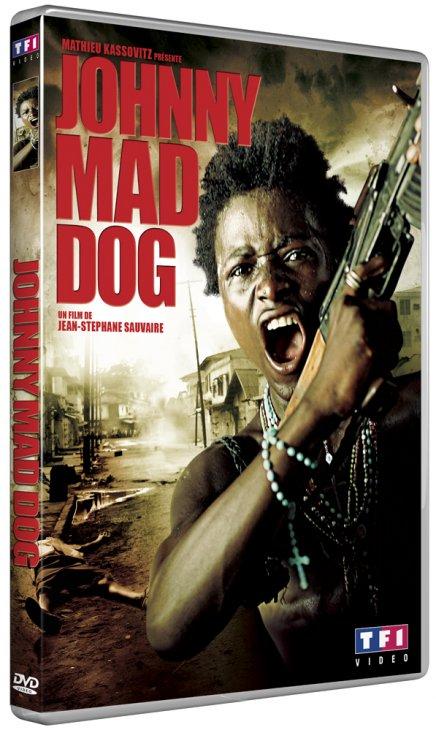 Test DVD Test DVD Johnny Mad Dog