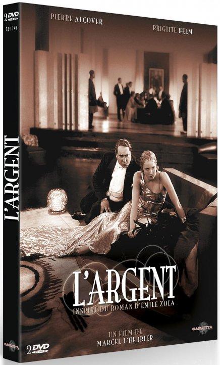 Test DVD L'Argent