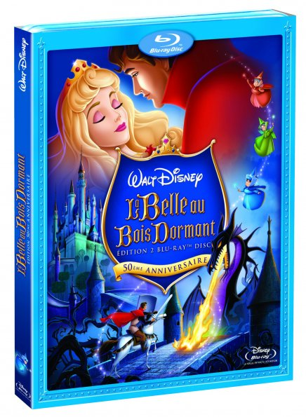 La Belle au bois dormant – Blu-Ray
