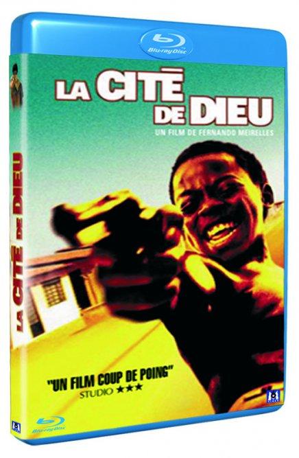 La Cité de Dieu, Ghosts of Mars, Intuitions, Fils de Chucky, Rosario en Blu-Ray