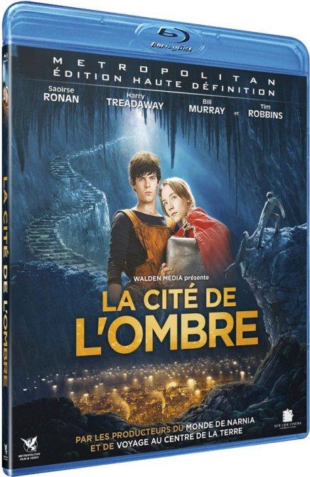 La Cité de l'Ombre en DVD et Blu-Ray